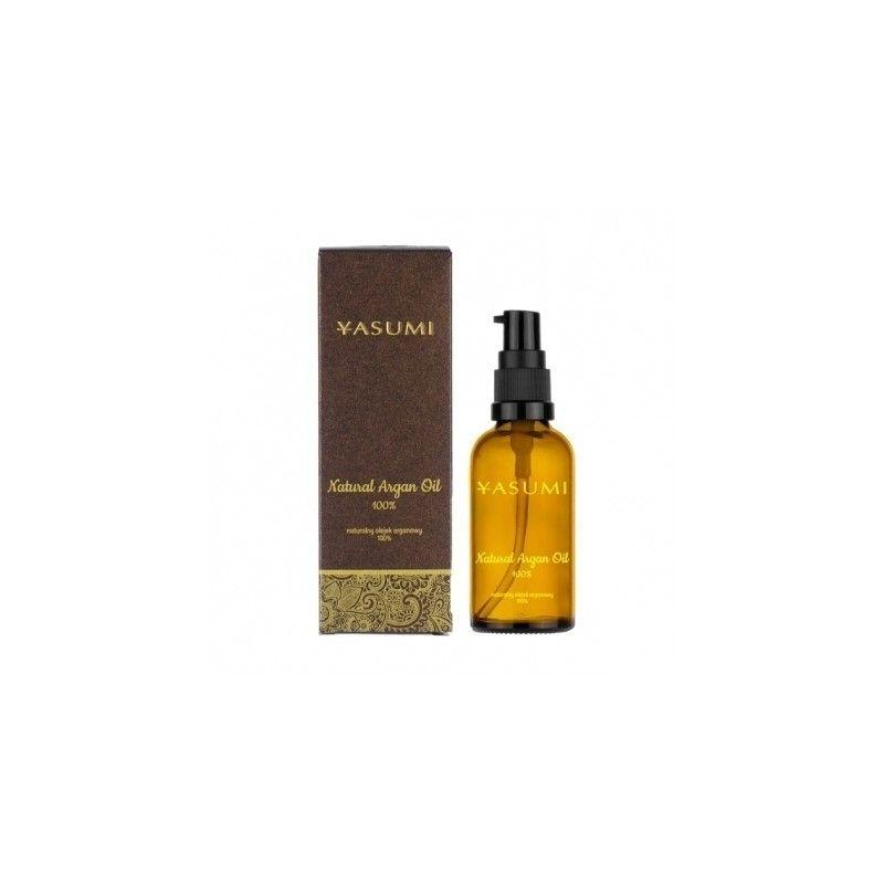 Natural Argan Oil 100%-W 100% naturalny, nierafinowany, marokański olej arganowy do pielęgnacji twarzy,ciała,włosów i paznokci