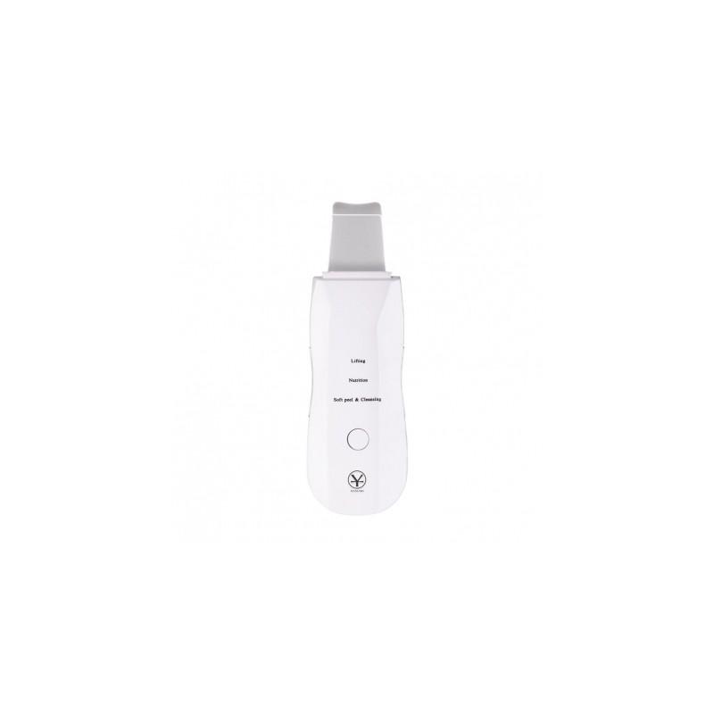 YASUMI CAVITATION PEEL & CLEAN – bezprzewodowy peeling kawitacyjny + soniczne oczyszczanie twarzy